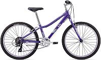 Велосипед GIANT Enchant 24 Lite / 70064010 (пурпурный/белый) -
