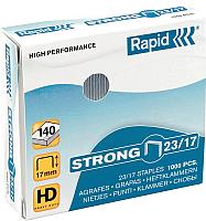 Скобы для степлера Rapid Strong 23/17 1M / 24870300 -