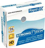 Скобы для степлера Rapid Strong 23/24 1M / 24870500 -