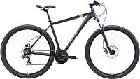Велосипед STARK Hunter 29.2 HD 2019 (20, чёрный/серый/зелёный) -