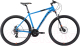 Велосипед STARK Router 29.3 HD 2019 (20, голубой/чёрный/оранжевый) -