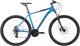 Велосипед STARK Router 29.3 HD 2019 (22, голубой/чёрный/оранжевый) -