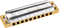 Губная гармошка Hohner Marine Band Crossover G / M2009086 -