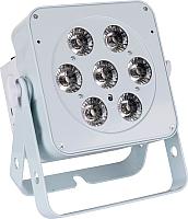 Прожектор сценический JB Systems Plano Spot 7FC-WH -