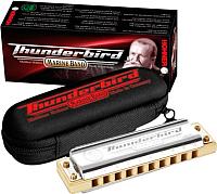 Губная гармошка Hohner Marine Band Thunderbird LC / M201197 -