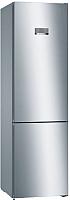 Холодильник с морозильником Bosch KGN39XI32R -