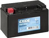 Мотоаккумулятор Exide EK091 (9 А/ч) -