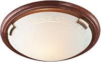 Потолочный светильник Sonex Greca Wood 260 -