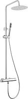 Душевая система Deante Cascada Abelia NAC 01QK -