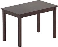 Обеденный стол Eligard Lite (венге/мали) -
