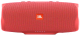 Портативная колонка JBL Charge 4 (красный) -