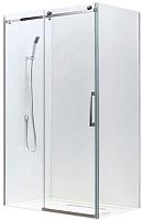 Душевой уголок Adema Slide-120 R / AD7713-120 (правый/прозрачное стекло) -