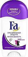 Дезодорант-стик Nivea Прозрачная защита. Легкая Свежесть (50мл) -