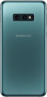 Смартфон Samsung Galaxy S10e 128Gb / SM-G970FZGDSER (аквамарин)