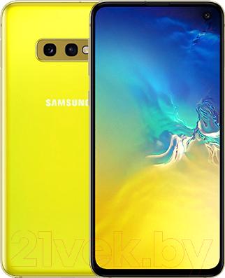 Купить Смартфон Samsung, Galaxy S10e 128Gb / SM-G970FZYDSER (цитрус), Китай