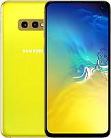 Смартфон Samsung Galaxy S10e 128Gb / SM-G970FZYDSER (цитрус) -
