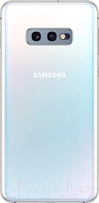 Смартфон Samsung Galaxy S10e 128Gb / SM-G970FZWDSER (перламутр)