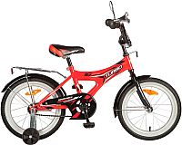 Детский велосипед Novatrack Turbo 167TURBO.RD9 -