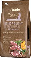 Корм для собак Fitmin Purity Rice Senior Light Venison Lamb (2кг) -