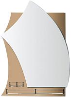 Зеркало Алмаз-Люкс Парус-2 10с-Е/007 -