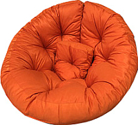 Бескаркасное кресло-трансформер Angellini 9с0012тр (M, оранжевый) -