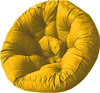 Бескаркасное кресло-трансформер Angellini 9с0013тр (L, желтый) -
