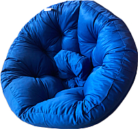 Бескаркасное кресло-трансформер Angellini 9с0013тр (L, синий) -