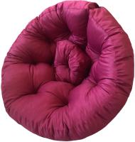 Бескаркасное кресло-трансформер Angellini 9с0013тр (L, вишня) -