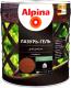 Защитно-декоративный состав Alpina Лазурь-гель (2.5л, махагон) -