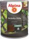Защитно-декоративный состав Alpina Лазурь-гель (750мл, палисандр) -