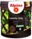 Защитно-декоративный состав Alpina Лазурь-гель (2.5л, палисандр) -