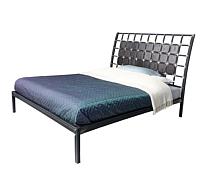 Двуспальная кровать Black Owl de Sade -