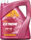 Моторное масло Mannol Extreme 5W40 SN/CF / MN7915-4+1 (5л) -