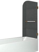 Стеклянная шторка для ванны RGW SC-10 / 02111008-18 -