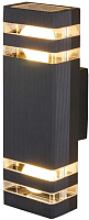 Бра уличное Elektrostandard 1449 Techno (черный) -