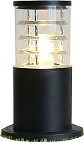 Светильник уличный Elektrostandard 1508 Techno (черный) -