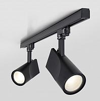 Трековый светильник Elektrostandard Vista 32W 3300K LTB15 (черный) -