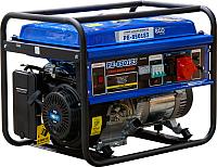 Бензиновый генератор Eco PE-8501S3 -