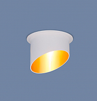 Точечный светильник Elektrostandard 7005 MR16 WH/GD -