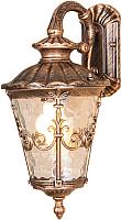 Светильник уличный Elektrostandard Diadema D GLYF-8046D (черное золото) -