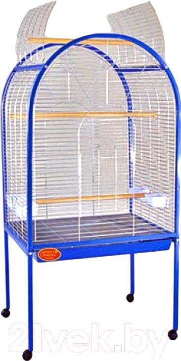 Купить Клетка для птиц Dayang, A02, Китай, синий