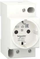 Розетка на DIN-рейку Schneider Electric Acti 9 A9A15310 -