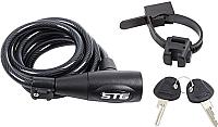 Велозамок STG CL-428 / Х83378 (150см, черный) -