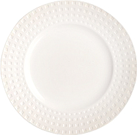 Тарелка столовая мелкая Chef & Sommelier Satinique S0401 -