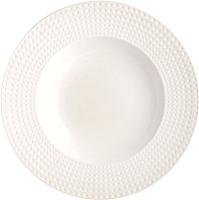 Тарелка столовая глубокая Chef & Sommelier Satinique S0409 -