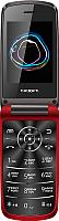 Мобильный телефон Texet TM-414 (красный) -