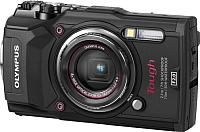 Компактный фотоаппарат Olympus TG-5 + Tough Adventure Kit / V104190RE020 (черный) -
