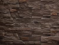 Декоративный камень РокСтоун Каменное плато 209П (шоколадный) -