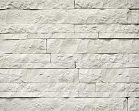 Декоративный камень РокСтоун Доломит 600П (белый) -