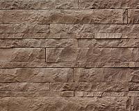 Декоративный камень РокСтоун Доломит 609П (шоколадный) -